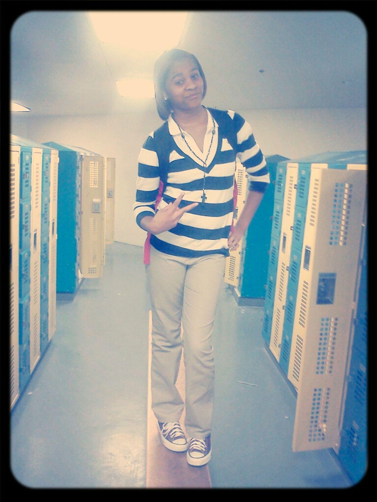 School Girl (: