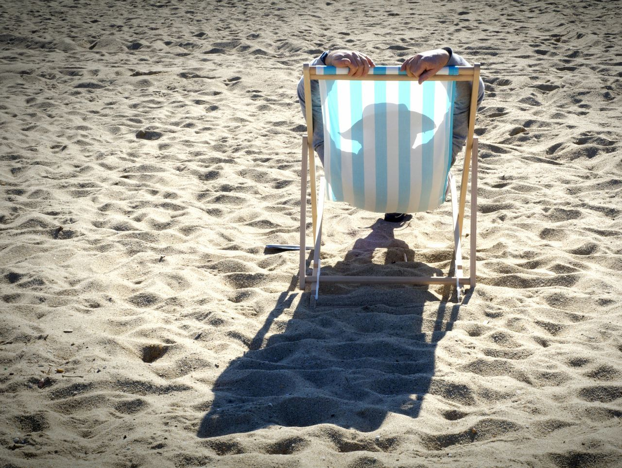 Architecture The Way Forward Tranquility People Winter Only Men Human Body Part Beachtime Shadows & Light