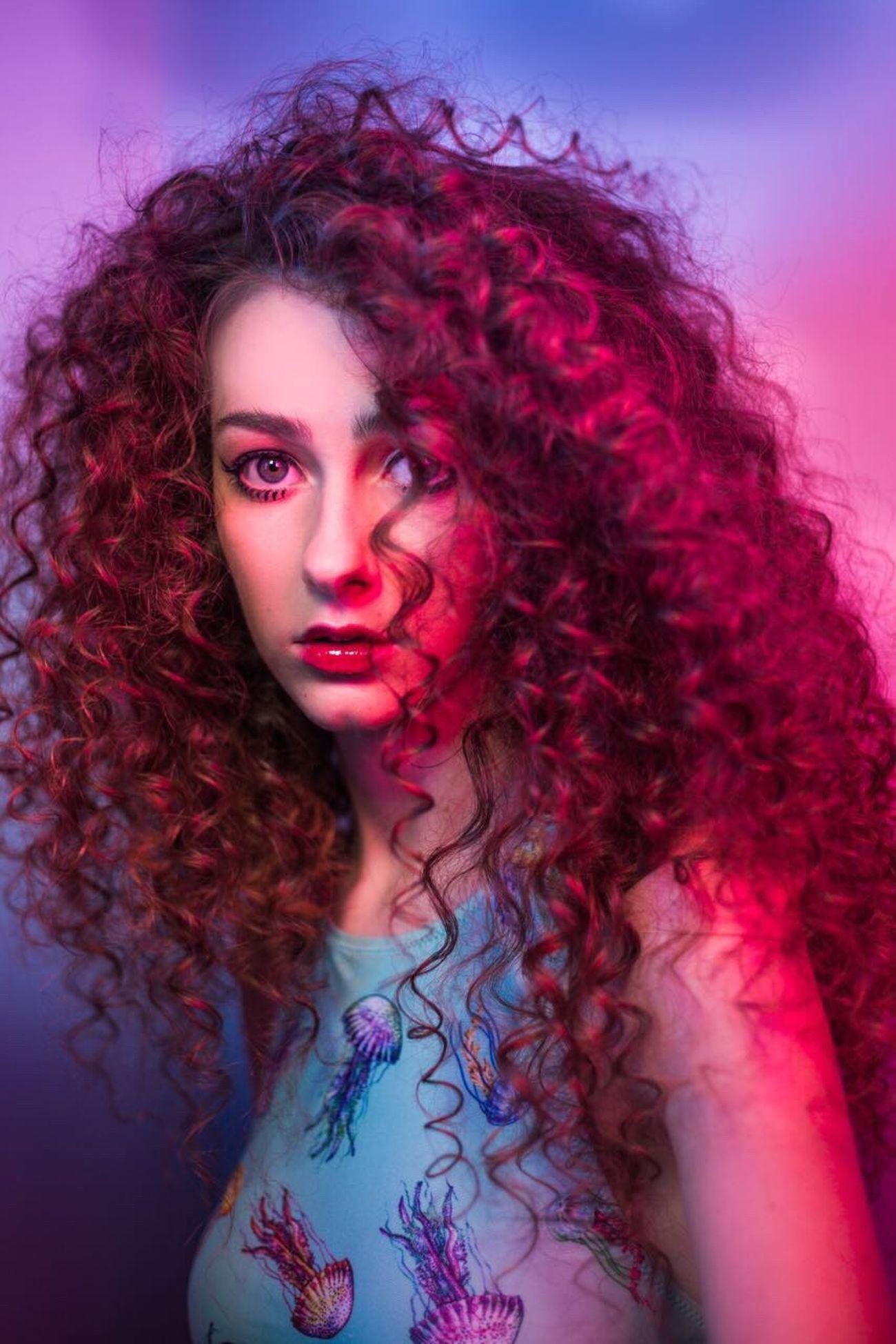 Model Fashion Neon Beauty Odetograce Colors Colourpop This Week On Eyeem TheWeekOnEyeEM