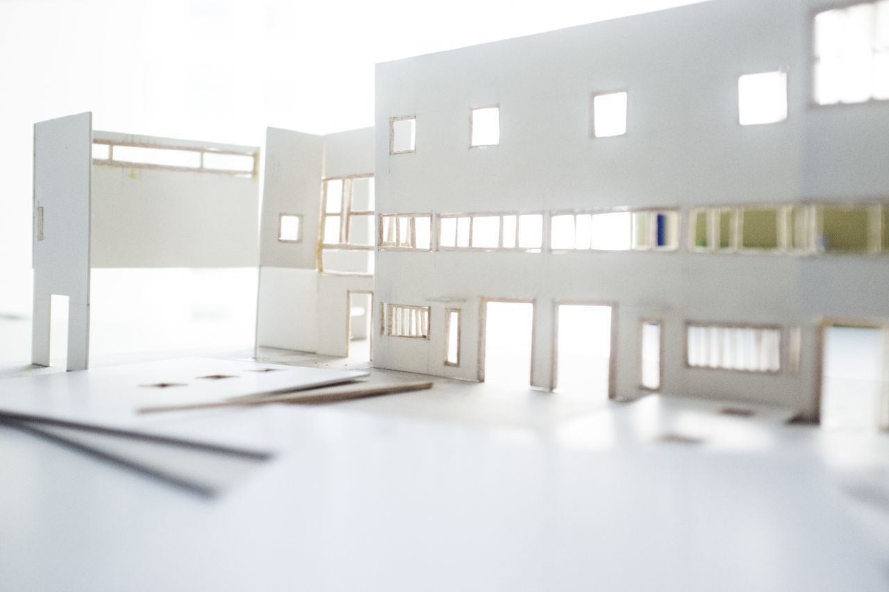 Architecture Architecture Architecture Details Architecture School Balsa Wood Built Structure Business Finance And Industry Close-up Day Foam Foam Board Horizontal Indoors  Model Making No People Office Scale  Scale Model