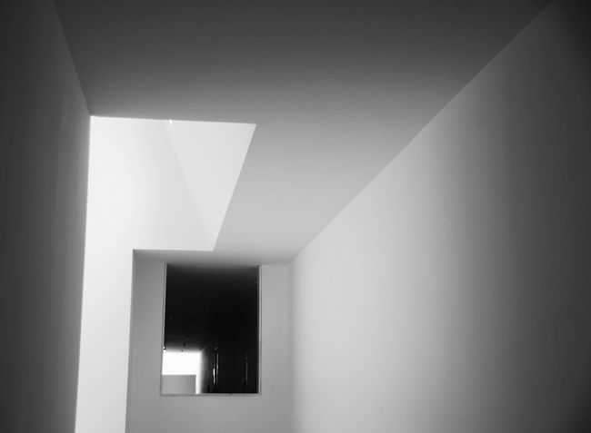 Modern Architecture Santiago De Compostela Architecture Blackandwhite Built Structure Illuminated Indoors  Light And Shadow Museum No People Siza