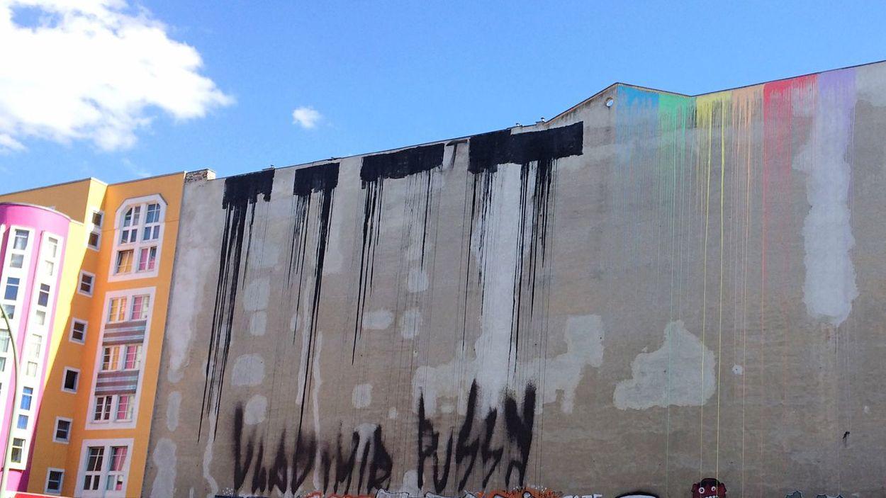 Street Art Graffiti Streetgraffiti Berlin IPhoneography