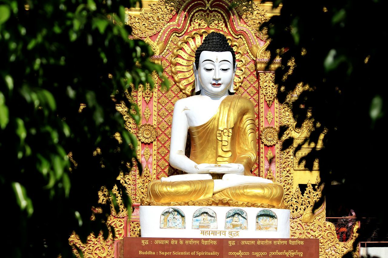 Budha in Pagoda Temple Gorai Goraibeach Gorai Pagoda Mumbai Budha Temple Peace ✌ Relaxing Meditation Spread Love Not Hate Indian Temples