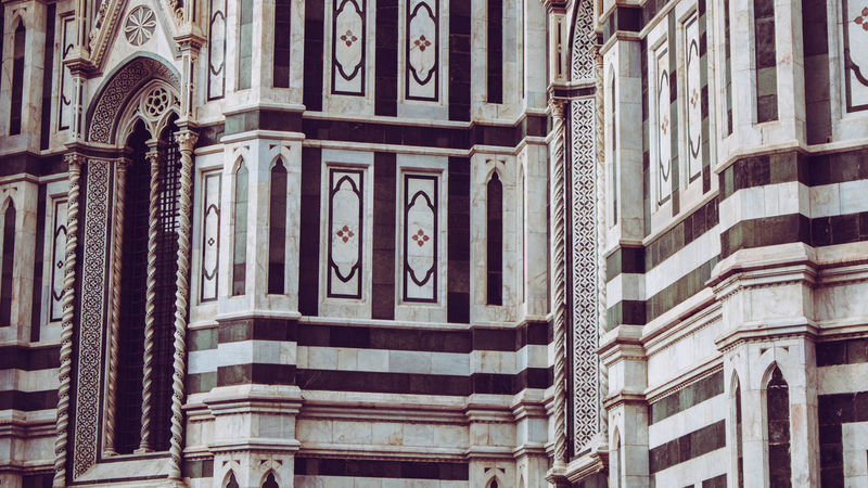 Shoted With Canon EOS 750d Santa Croce Cathedral Architecture Built Structure Backgrounds Building Exterior No People Day History Outdoors