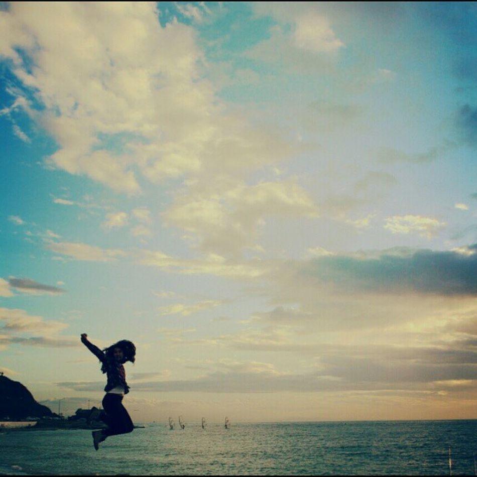 özgürlük Ozgurruh Gurpinar Sahil kuzen yeşo freedom istanbul istanbuldayasam ist_instagram buyukcekmece deniz sea zıpla