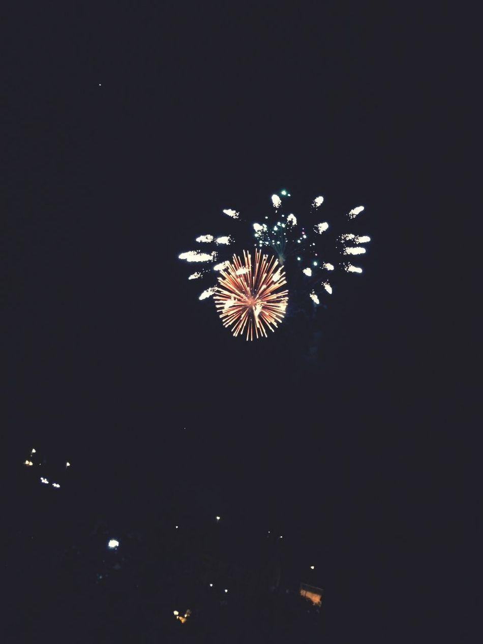 Fireworks August 20 Love