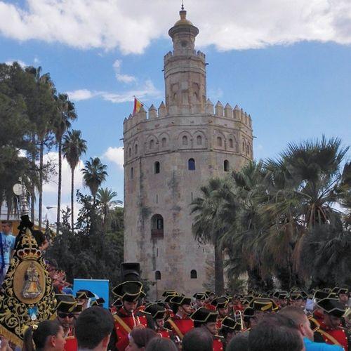 Certamen de Bandas de la Hermandad de las Aguas. VirgendelosReyes Sevillahoy
