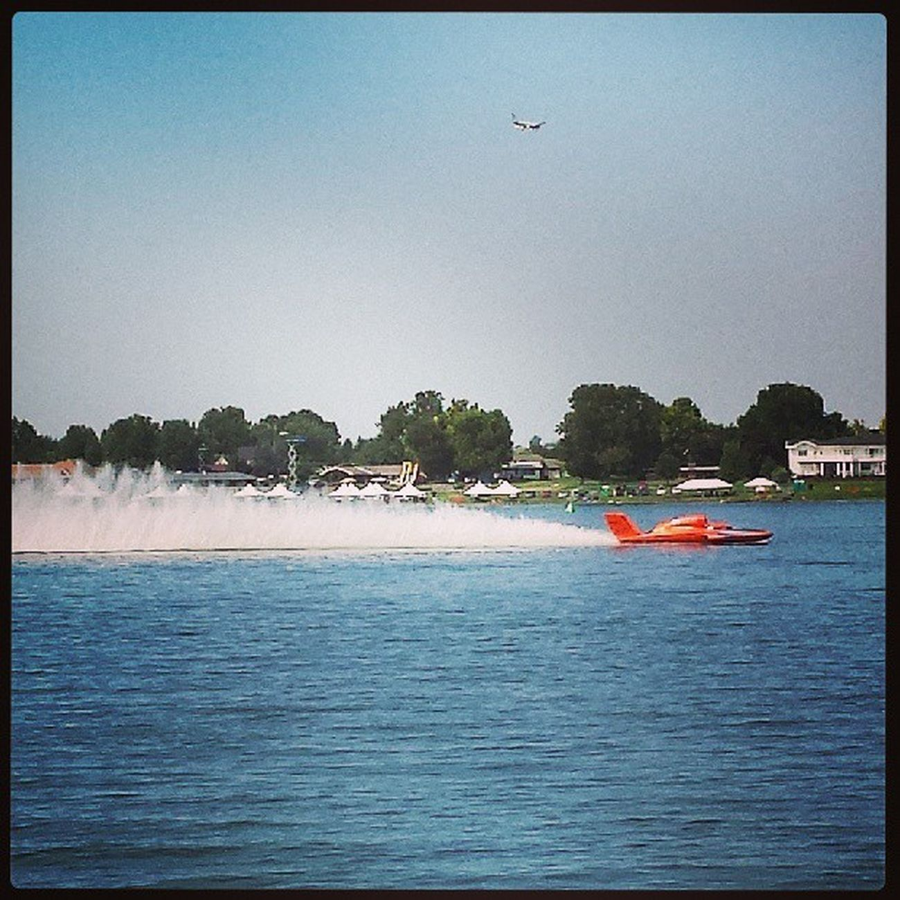 Hydroplane Races for the next 3 days TriCities