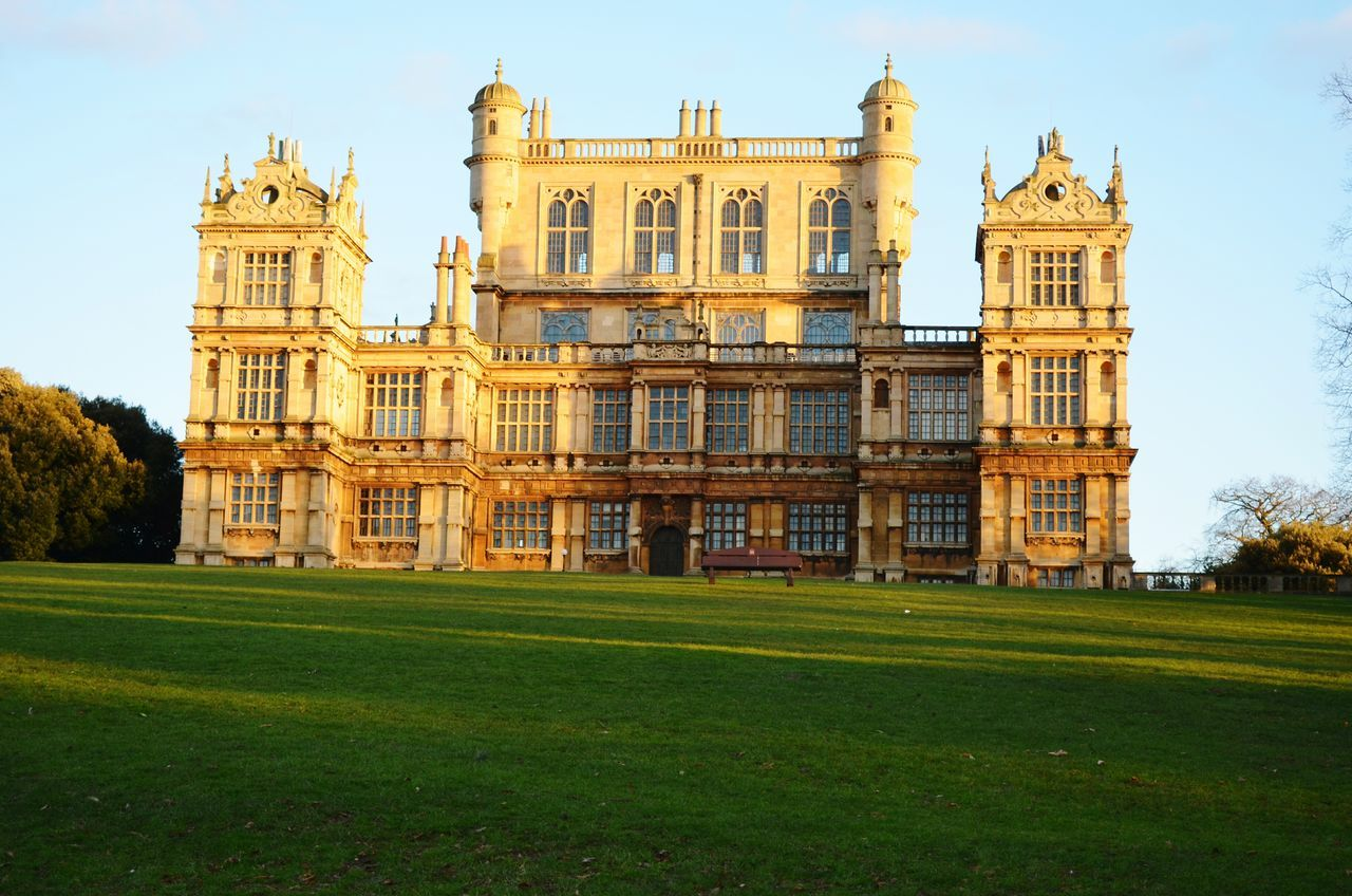 Wollaton Hall Wollatonpark Travel Beautiful Day Art Adventure Holiday Travel Photography Nature Park Nottingham Quiet Art Photography Sunset
