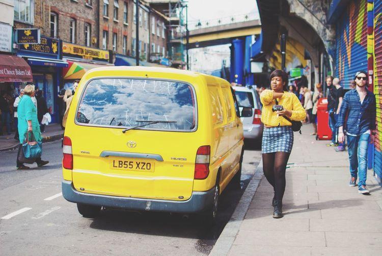 Yellow Brixton Reclaim Brixton Humans Of London