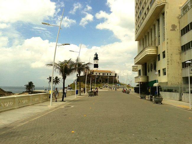 Da série 'belezas da bahia'. Taking Photos Urbanphotography Iconic Bahia/brazil Culture Icone Faroldabarra City Street Summer ☀ Summer Salvador Bahia -Brasil