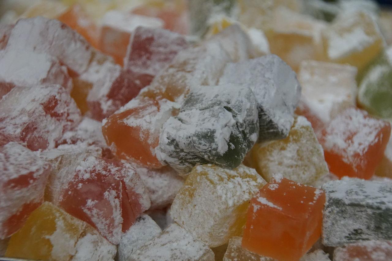 Food Indulgence Love Sweets 🌺 Turkish Delight