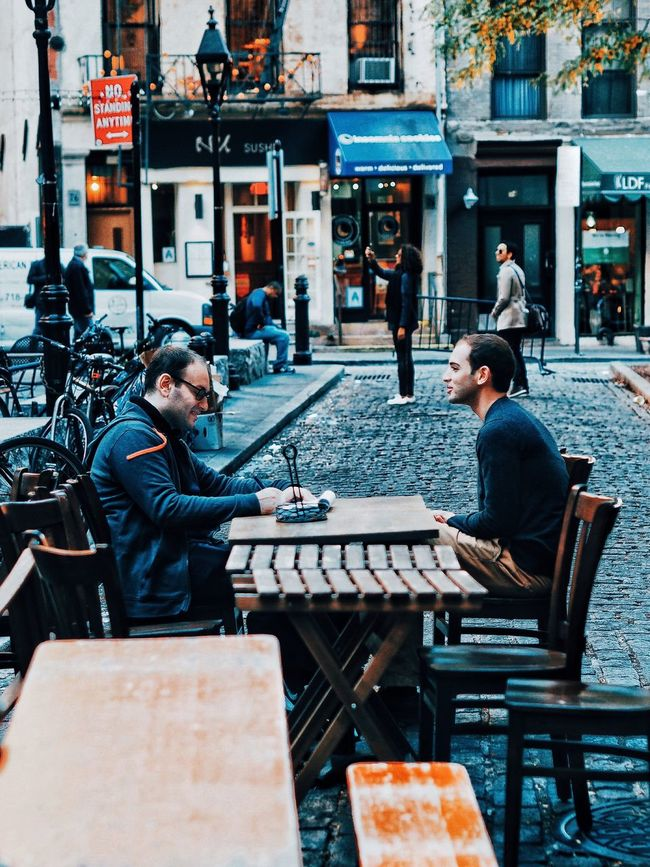 Interview 🗽 New York City NYC VSCO Manhattan Architecture Moments Capture The Moment EyeEm Best Shots Vscocam