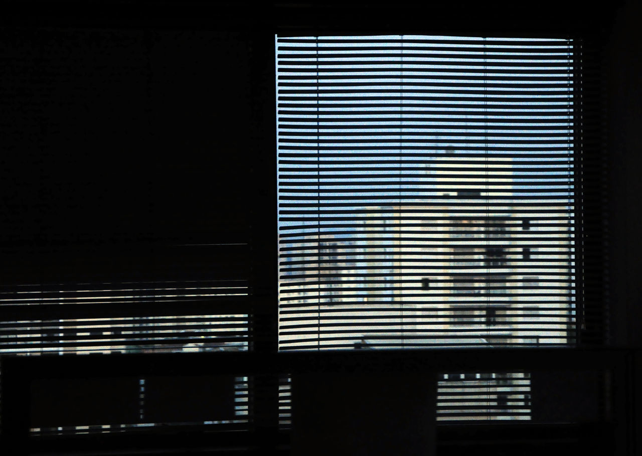 blinds, window, no people, indoors, architecture, built structure, close-up, day