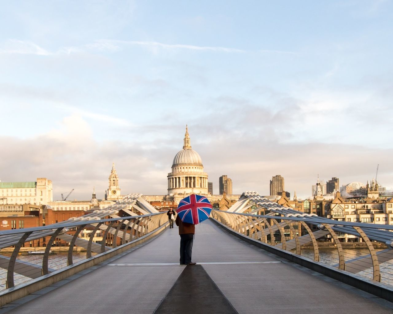 Beautiful stock photos of london, Architecture, Bridge, Bridge - Man Made Structure, British Culture