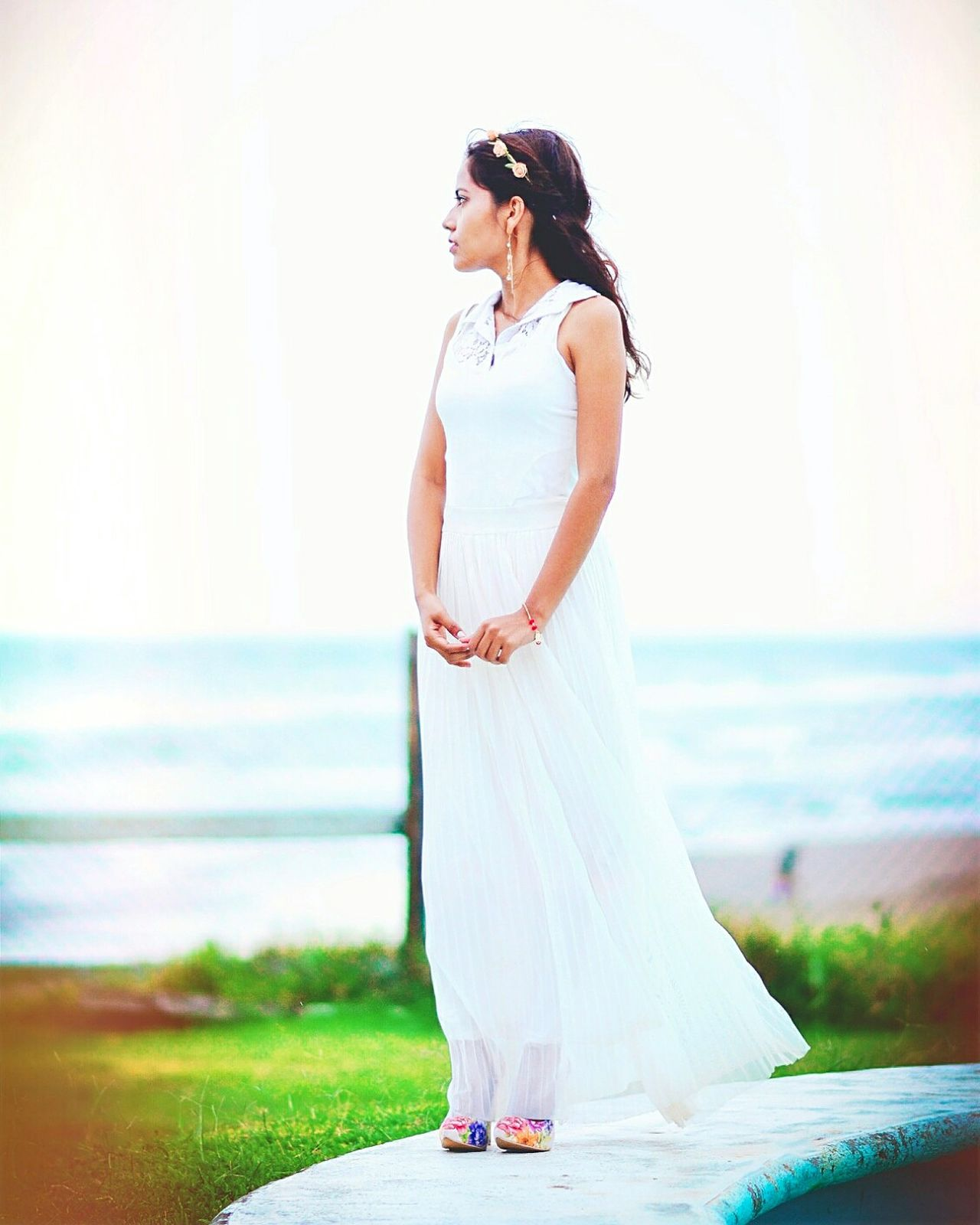 Beautiful stock photos of mexiko, wedding dress, bride, wedding, young adult
