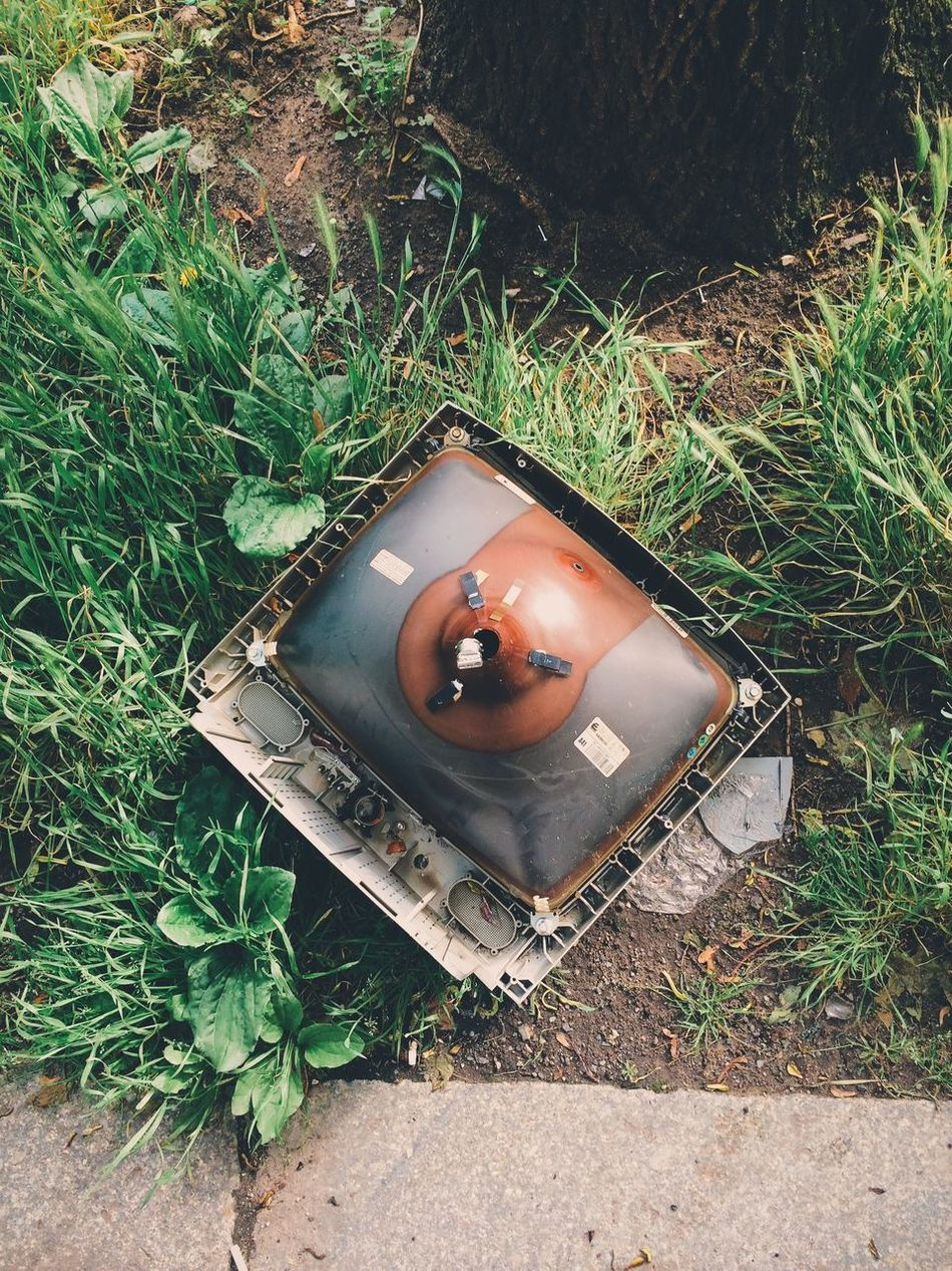 Beautiful stock photos of television, Abandoned, Arts Culture And Entertainment, Berlin, Day