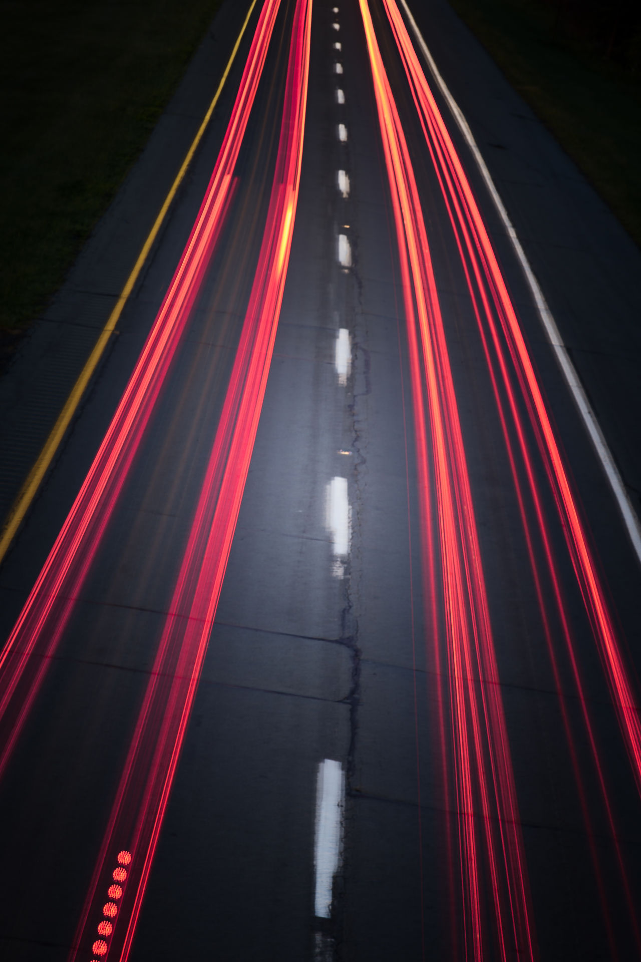 night light trail illuminated Traffic speed long exposure Red City Transportation Road motion City Life street car City Street Lighting equipment vehicle light land vehicle Rush Hour the way forward The City Light