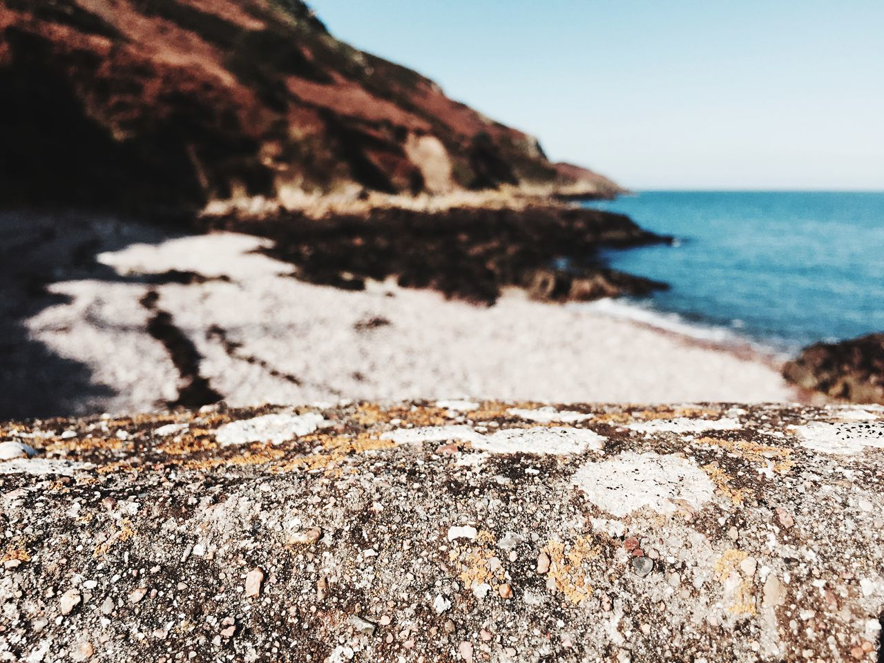 Beautiful stock photos of peace, Beach, Cliff, Day, Horizon Over Water