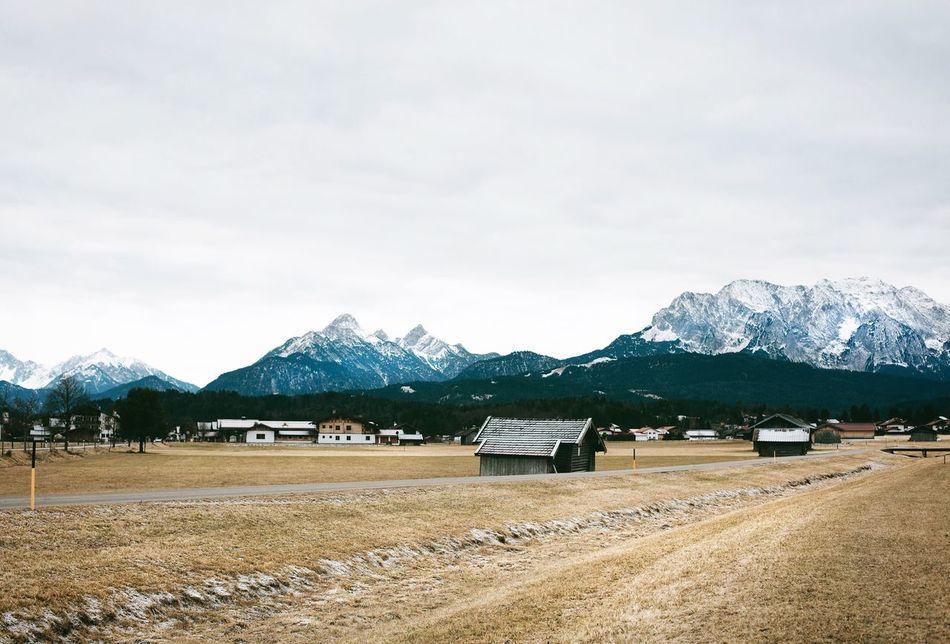 Finding New Frontiers Mountain Range Mountain Landscape Beauty In Nature Non-urban Scene TheWeekOnEyeEM