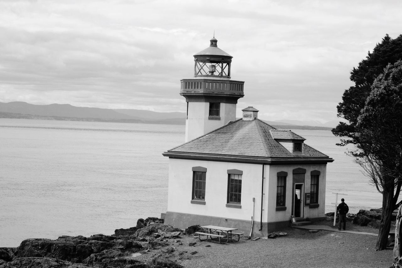 Beautiful stock photos of lighthouse, Architecture, Building Exterior, Built Structure, Day