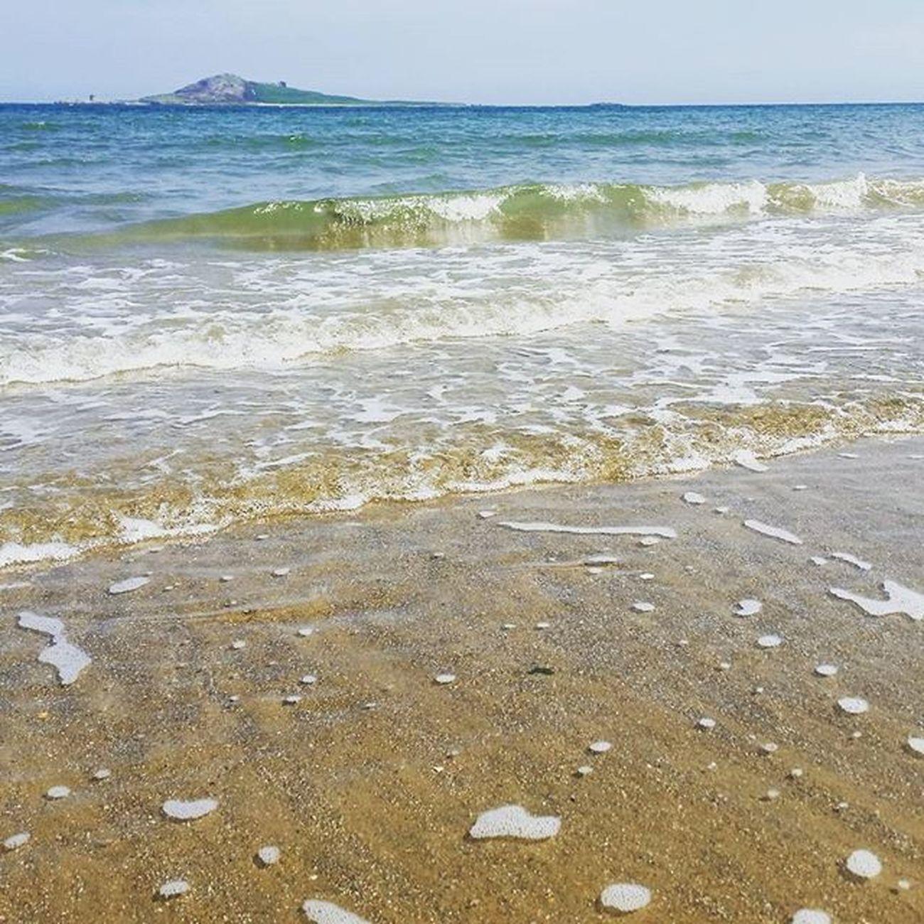 Making the most of this beautiful summers day 🌞 Summer Beach Water Seaswim Seatherepy Sunshine Irishsummer