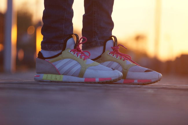Adidas Adidas Tubular Lifestyles Low Section Multi Colored Selective Focus Shoes Sneaker