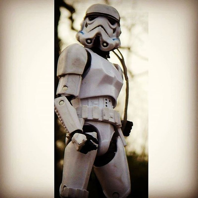 What a dashing chap. Always my fave. Stormtroopers Afosw Toyark Toyphotography Toyoutsiders Starwars3lite Zifu_toys Tgif_toys Toycrewbuddies