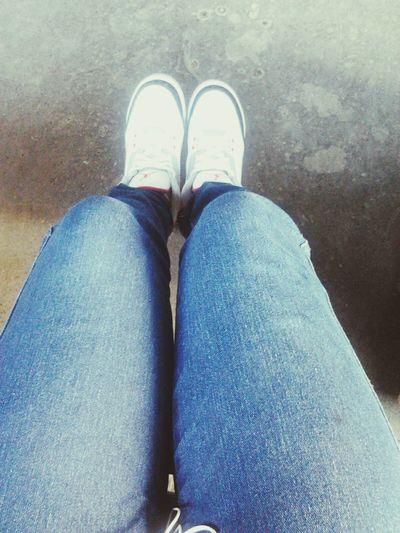 Air Jordans Likethem Loveit Dont Step On My J's
