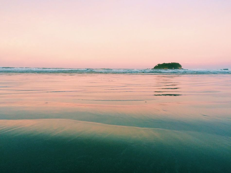 Water Sea Scenics Tranquil Scene Tranquility Beauty In Nature Horizon Over Water Sunset Beach Waterfront Nature Smooth Reflection Purity Non-urban Scene Sky Tourism Vacations Surface Level