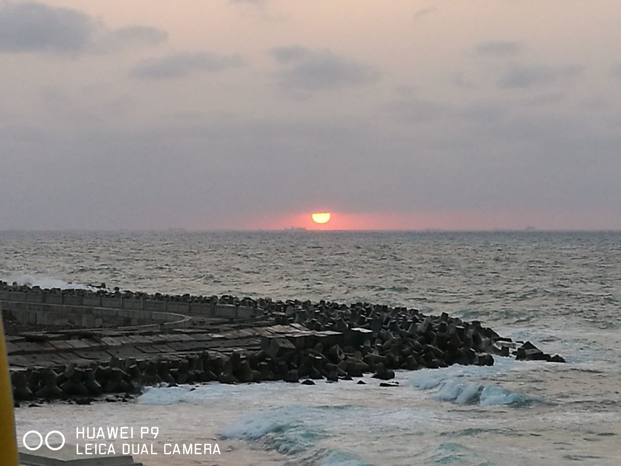 Nature Beauty In Nature Sunset Sea Outdoors Water Horizon Over Water Landscape Natural Phenomenon No People Sky Uniqueness Beauty In Nature Nature Alexandria Egypt
