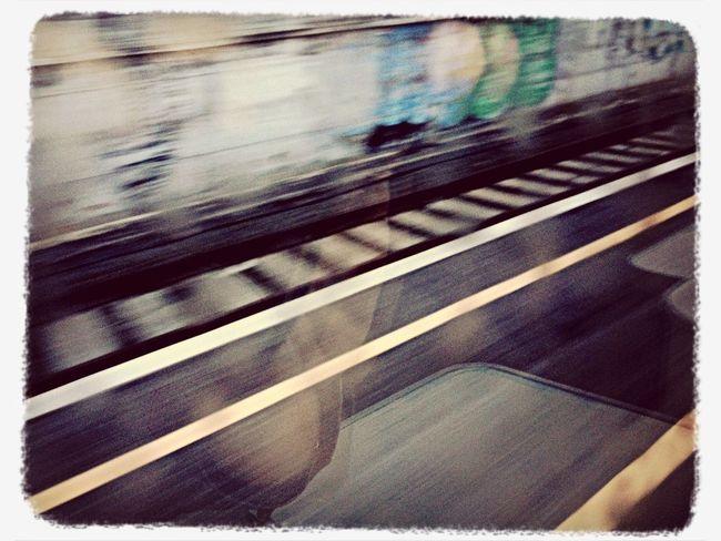 Public Transportationansportation Train Graffiti