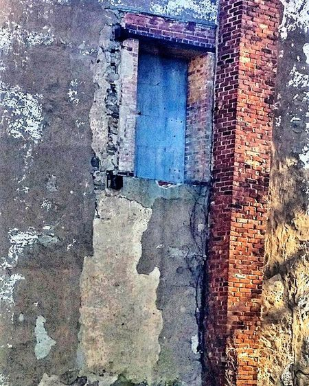 High Up Blue Odd Secret Door Oldbuilding Old Lookup Artiseverywhere Architecture Brick Stone Passage Secretpassage Chimney Abstractphotography Architecturephotography Archilovers Architectureporn Pictureoftheday Photooftheday Architecturelovers