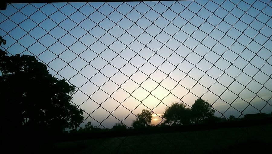 Sunset #sun #clouds #skylovers #sky #nature #beautifulinnature #naturalbeauty #photography #landscape Sunset_collection View From Above Grill Net Curtains