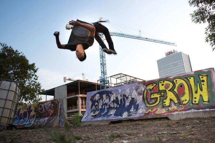 grrrroowwww Urban Geometry Perspective Edmonton Architecture Capturing Movement Urbanexploration BackFlippin'