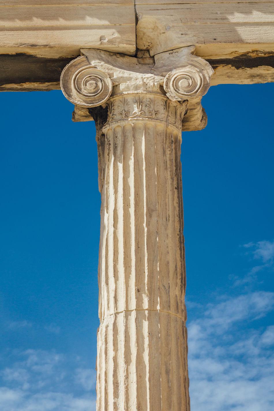 Beautiful stock photos of greece,  Ancient Civilization,  Athens,  Blue,  Close-Up