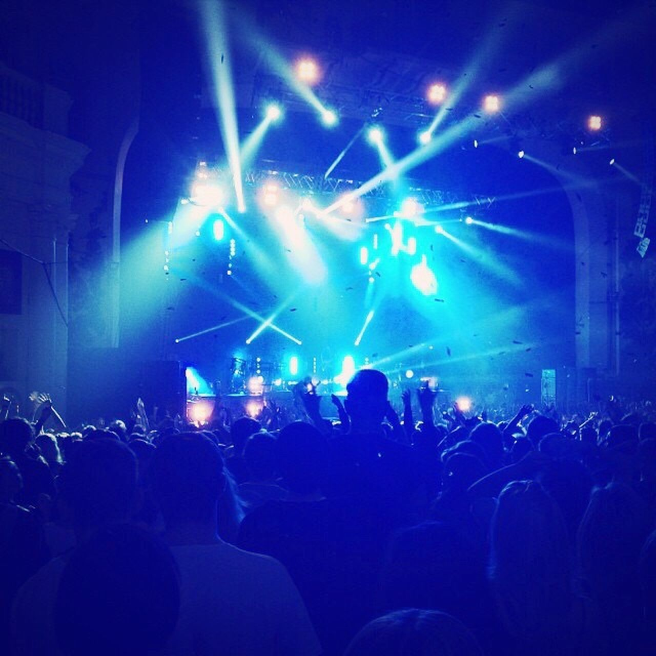 Music Brings Us Together Event Enjoyment Large Group Of People Music Arts Culture And Entertainment Crowd Illuminated Nightlife Fun Lifestyles Youth Culture Performance Stage - Performance Space Togetherness Concert Stage Light Indoors  Light - Natural Phenomenon