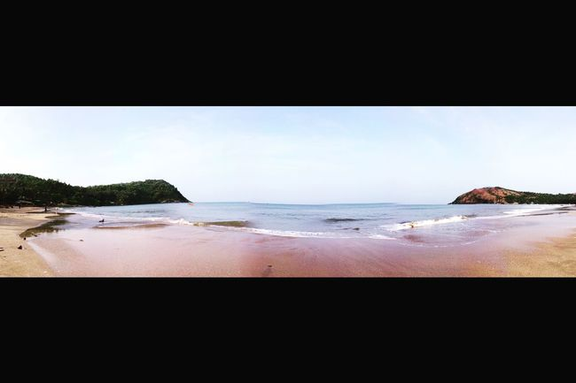 Kudle beach Kudle Beach Beachphotography Beach Photography Life Is A Beach India Sea Seashore On The Seashore Fun TBT  Throwback Panorama Panoramic Photography Cycloramic  Throwbackthursday  IPhoneography Eye4photography  EyeEm Best Shots EyeEmBestPics Eyem Best Shots