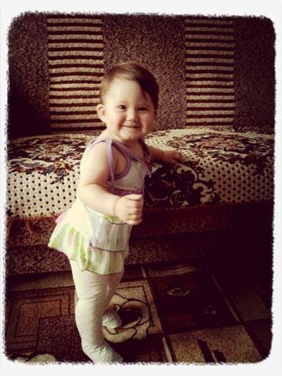 10 месяцев моей куколке:)
