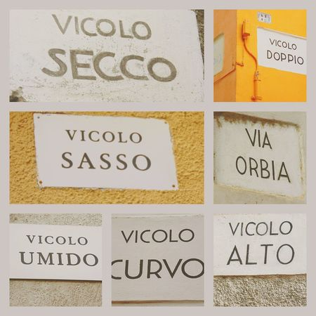 Street Strade Cartellistradali Signal Arco Trentino  Collage Fotor