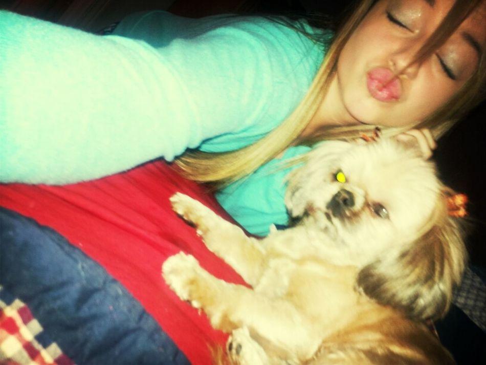 I Love My Dog :)