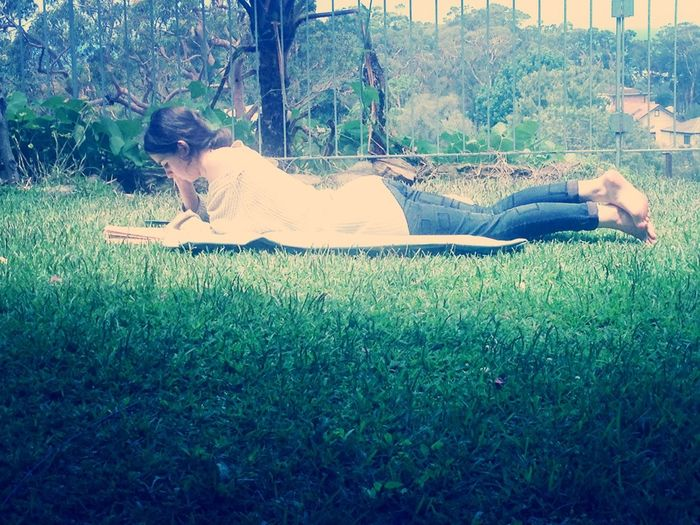 reading picnic.