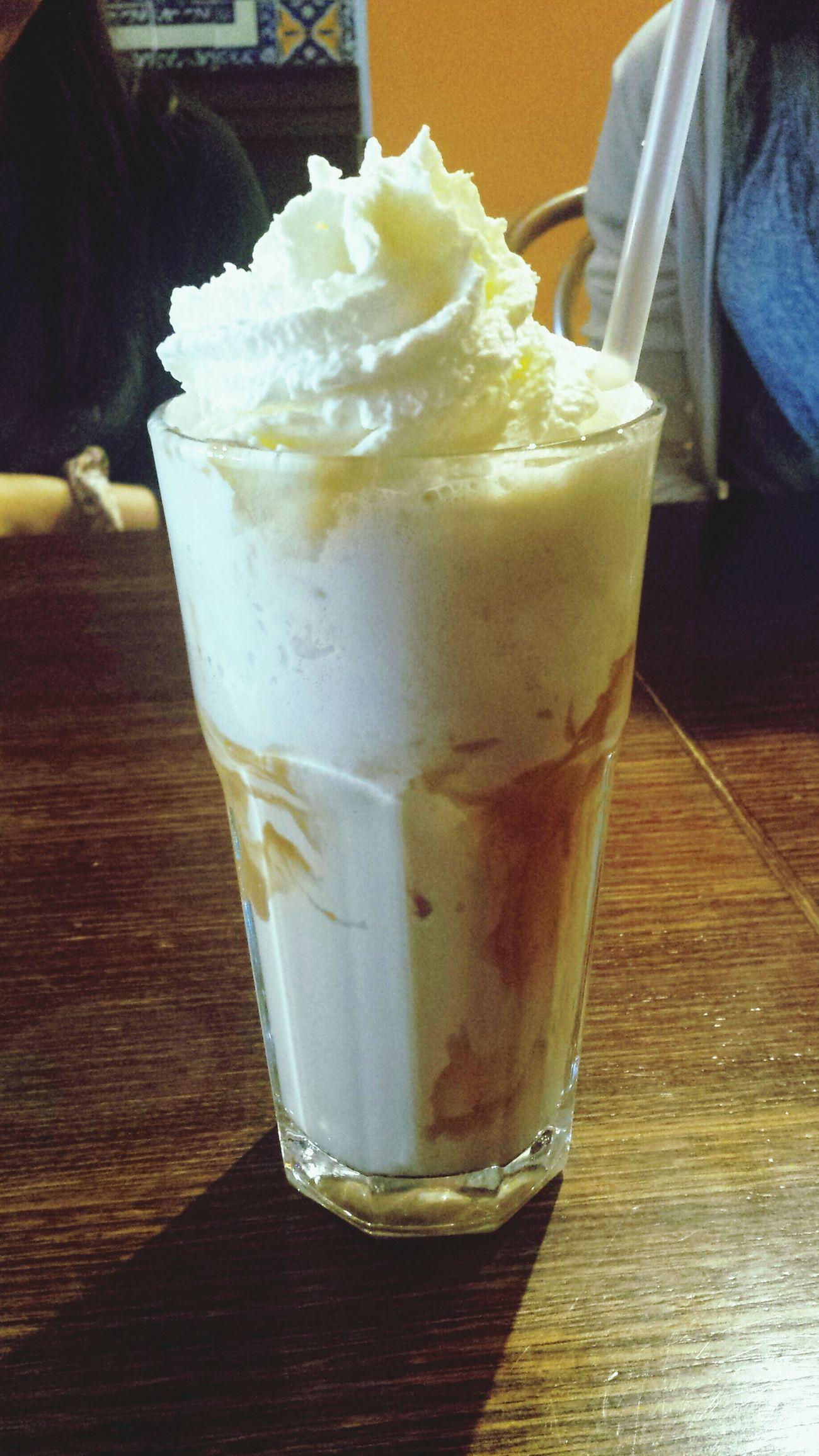 Caramel drink:)