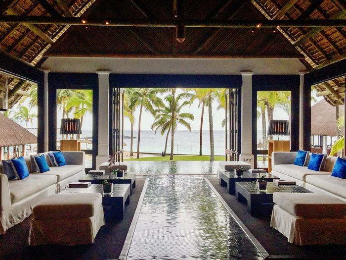 Be. Ready. Hotel View Ilemaurice constance belle marre Luxury Bellemare Swimming Pool Water Horizon Over Water Ocean
