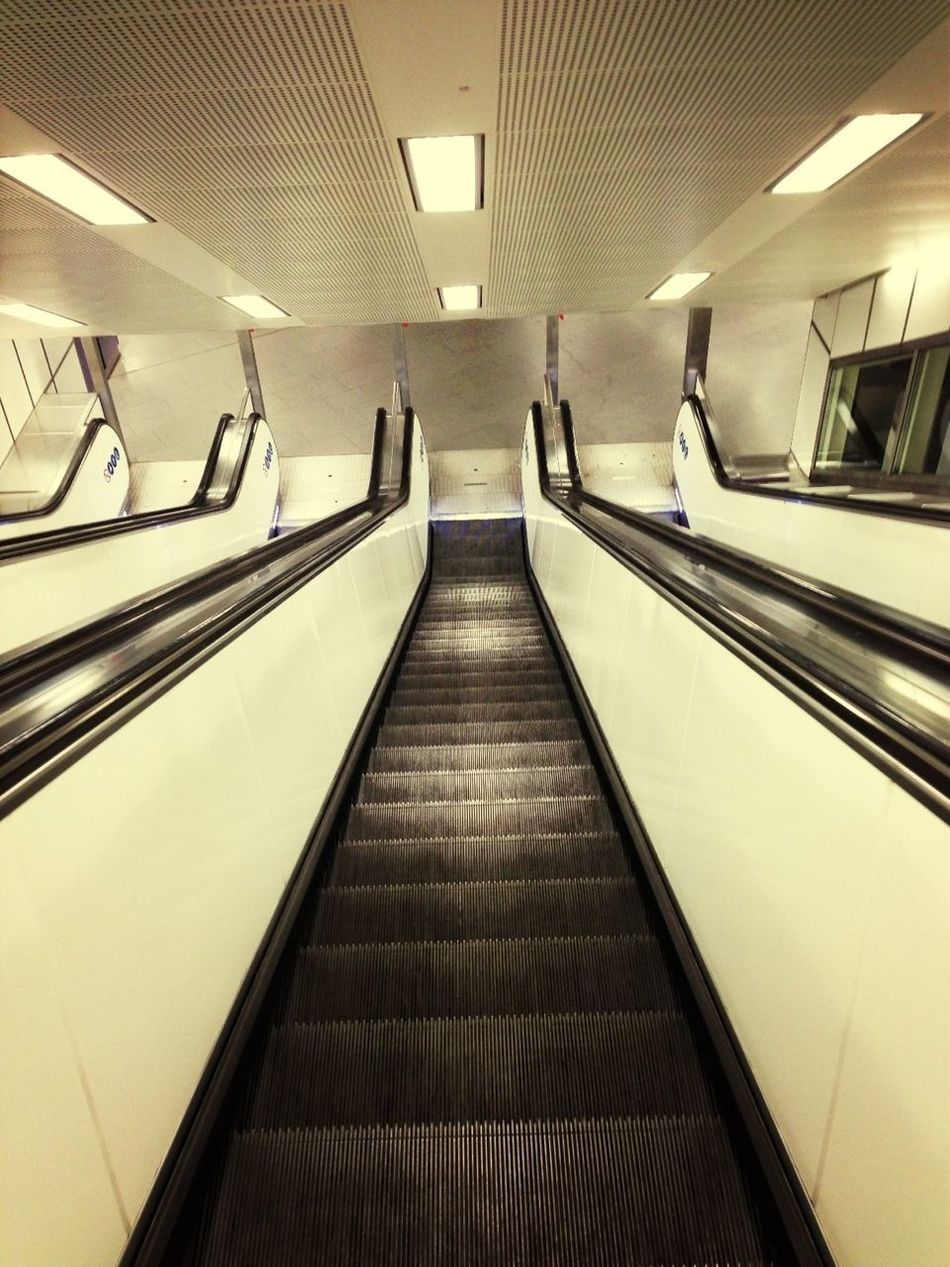 Subway Station Hamburg Hafencity