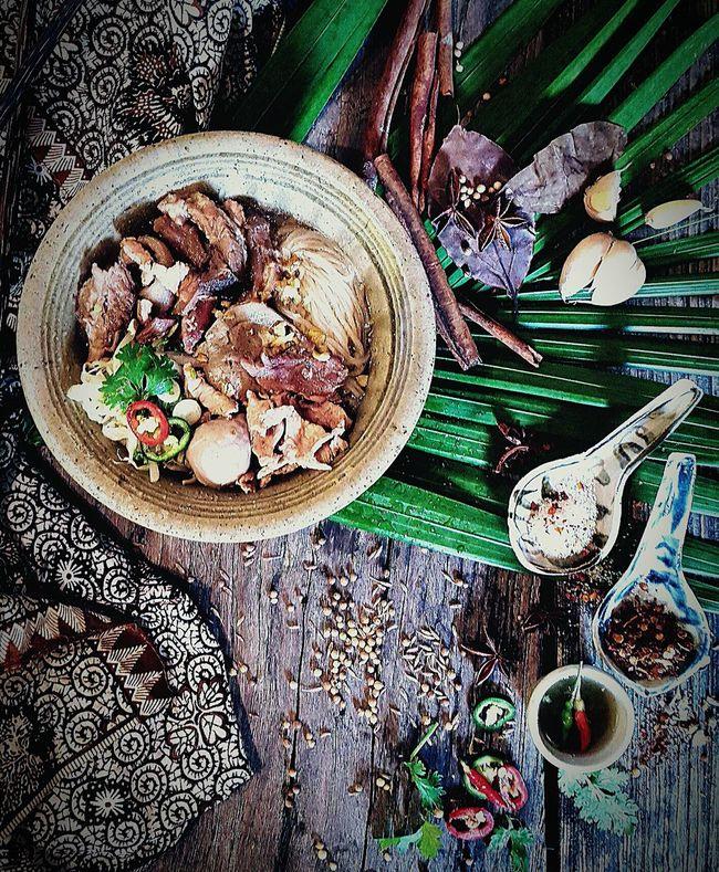 Thai beef noodle Thiti Thimapan First Eyeem Photo