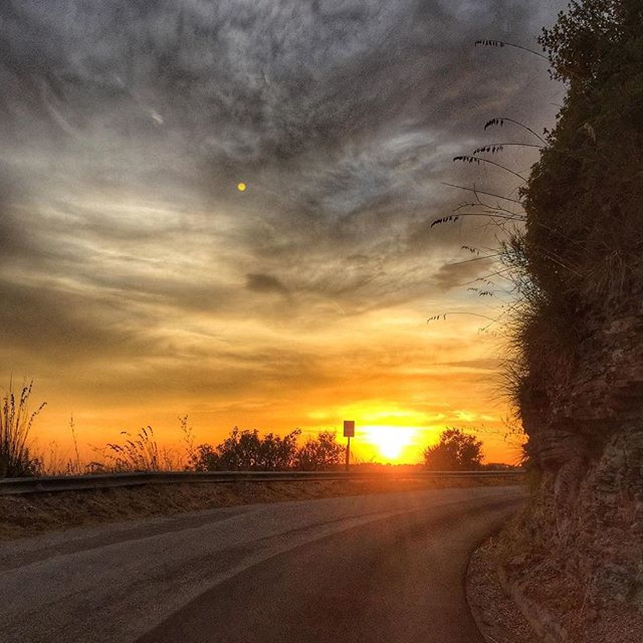 Sunset Road Likeforlike Picoftheday Tag Follow Summer Cilento Instagood Istanday Instango Tagphoto Tag4live Tag4like Campaniafelix Life