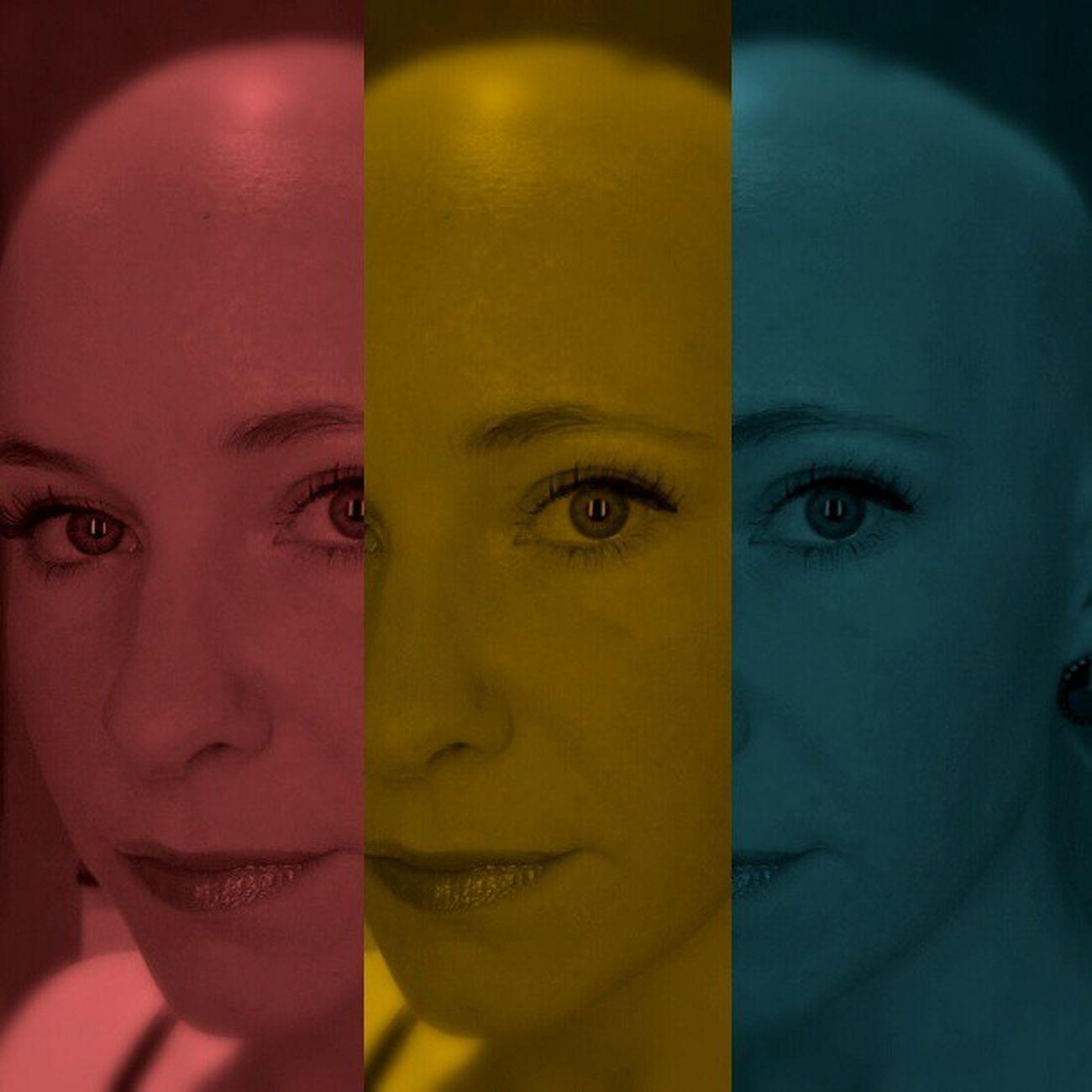 Society says I'm bald. So do I. Bald Alopeciaawareness Alopecia Alopeciaareata baldgirl nohairdontcare