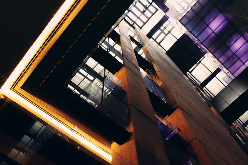Colección CCK - Corner Buenos Aires CCK Centro Cultural Kirchner Arch Architecture Built Structure Corner Day Illuminated Indoors  Laberinto No People