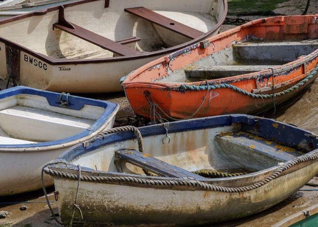 Boat Boats Tender Tenders Old Rugged Coast Coastal Coastal Life Old Leigh Essex